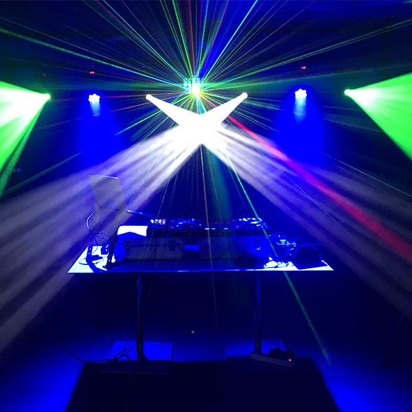 DJ Wojki - dj na party, svatební dj, dj show